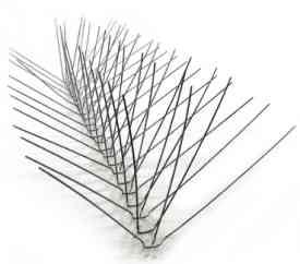 Porcupine wire